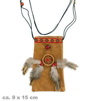 m Schaman Indianerarzt Accessoire (Schamane Halloween)