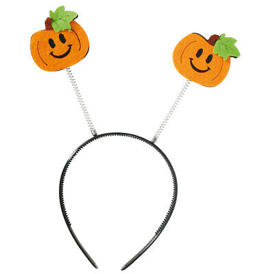 Happy Wabbles Pumpkin Headband Accessoire Pimpkin Halloween (Halloween Pimpkin)
