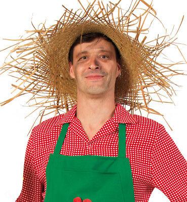 Tom`s Hut Natur Strohhut Bauernhut