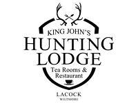 New Team for 'Best Tearoom & Restaurant in Lacock'