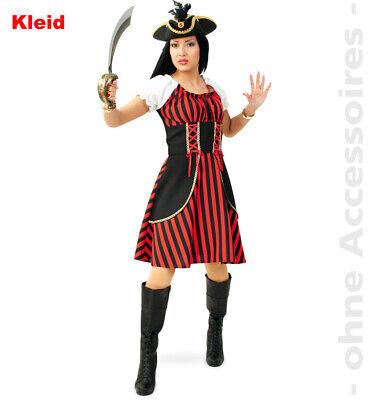 Piratin Kostüm Piratenlady Piratenkleid Piratenkostüm Pirate Damen - Piraten Lady Kostüme