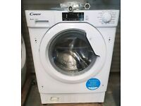 Candy CBWM815D-80 Brand New Integrated 8kg Washing Machine