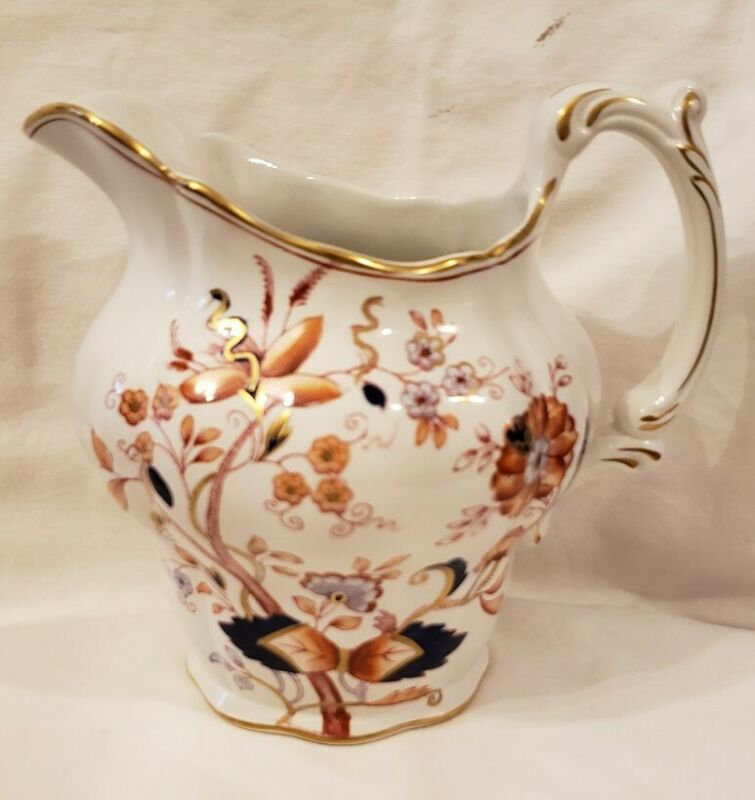 """Booths Fresian 7"""" Pitcher China Made in England A8022"""