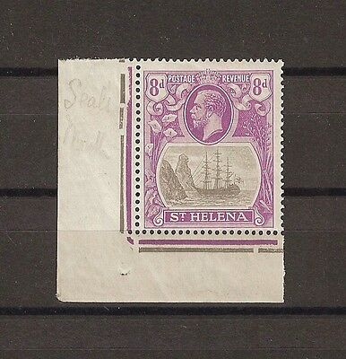 "ST HELENA 1922-37 SG 105c ""Cleft Rock"" MNH Cat £180"