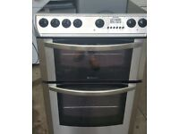 Hotpoint 60 cm Electric Cooker, Good condition, NO OFFERS OR TIMEWASTERS (kitchen,cheap)