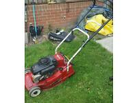 Mountfield lawnmower mower