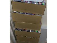 500 Dvd Bundle Job Lot Mixed Genre Some Repeats Some sealed - Ideal Carboot/Resale 15p each