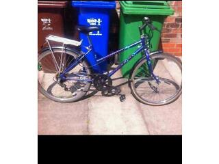 Bike 26 inch wheels