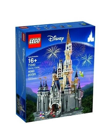 LEGO 71040 - Disney Castle Magic Kingdom - Brand New In Box - Ready to Ship