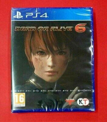Dead Or Alive 6 - PLAYSTATION 4 - PS4 - NUEVO