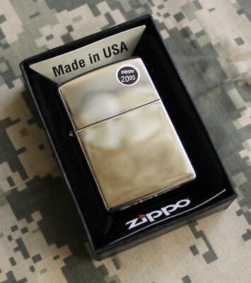 Zippo Classic High Polish Chrome Windproof Lighter Full Warranty! 250 USA!!