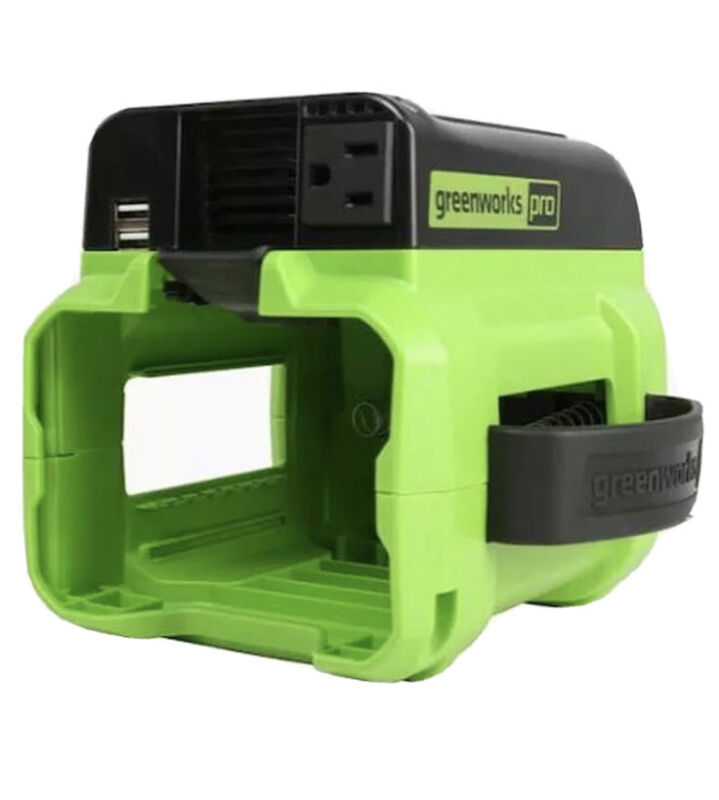 Greenworks Pro 60V Power Inverter 300 Watt