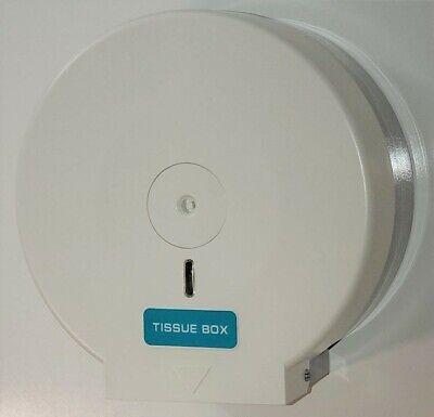 Jumbo Abs Plastic Toilet Paper Dispenser