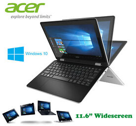 Can Deliver - NEW - Comes Boxed - Acer R-Series Touchscreen - Win 10 - 500Gb - Intel HD