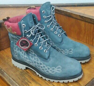 Mens Timberland Tezuka Production Earthkeeper Collection Boots Size 10M
