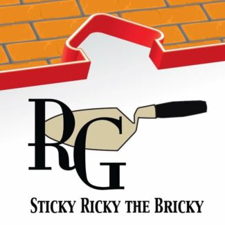 Stickyricky the Bricky  available 24/7