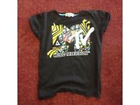 River Island MTV kids top (11/12yrs)