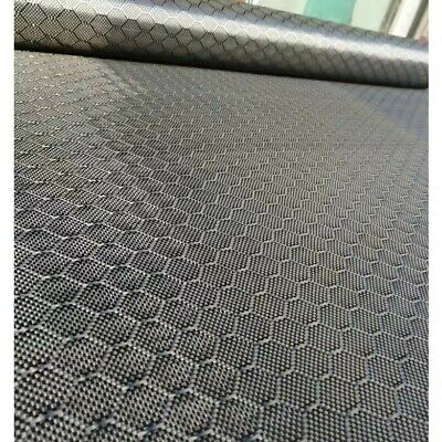 2x2 Real Carbon Fiber Cloth Fabric Football Pattern 32 82cm Width 3k 240gsm