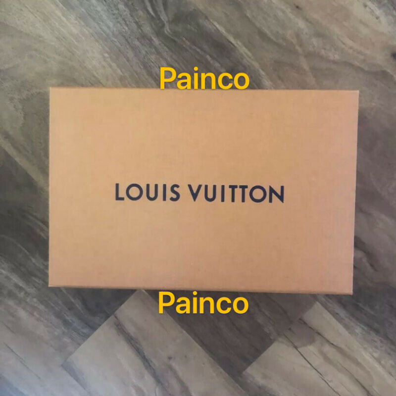 Authentic LOUIS VUITTON LV Gift Box Magnetic Empty Box 10.75x 7x 3.25inches