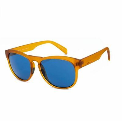 Italia Independent Unisex Sunglasses Brown Innovative Technology