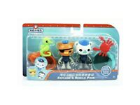 OCTONAUTS Explore & Rescue brand new in packaging