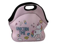 Childrens Kids Unicorn School Lunch Bag - High Quality - Insulated - Brand New