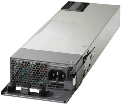 Cisco PWR-C2-1025WAC Plug-in Module Power Supply - 1025W