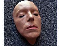 David Bowie Life Face Cast - Realistic Version