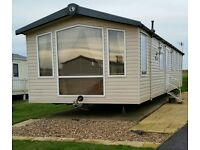 Caravan for Hire at Blue Dolphin North Yorkshire (please read details)