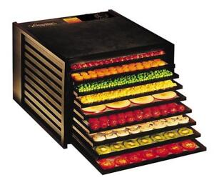 Excalibur Food Dehydrator 3900 BLACK with Free Book 329.95 FREE SHIPPING