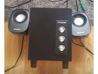 Polaroid 2.1 pc speakers