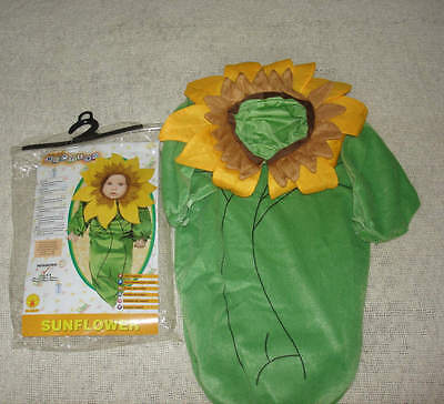 Baby Newborn Boy Girl Sunflower Bunting Rubies Halloween Costume Size 0-9 - Baby Boy Bunting Halloween Costumes