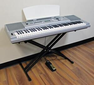 Yamaha Digital Piano & Other Brand Name Keyboard 88 Weighted Keys Refurbished/Brand New With Warranty www.musicm.ca