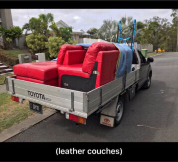 MAN A UTE HIRE (from $25) - SAVE $$