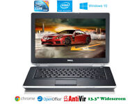 May Deliver - Dell Latitude Gaming Laptop Core i5 3.3GHz - Intel HD 4000 - Win10 - HDMI