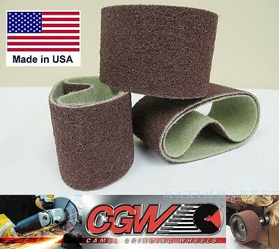 Scotch Brite Surface Conditioning Belts - 3-1/2