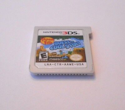 Cool Games For (Phineas and Ferb: Quest for Cool Stuff (Nintendo 3DS) game 2ds)