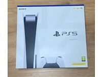 BRAND NEW PS5 DISC EDITION SONY PLAYSTATION NEXT DAY DELIVERY
