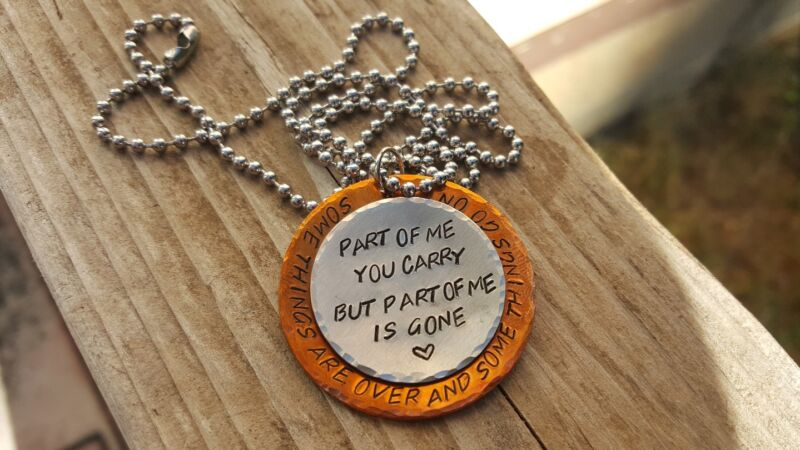 tom petty necklace with walls Lyrics or lyrics of your choice.