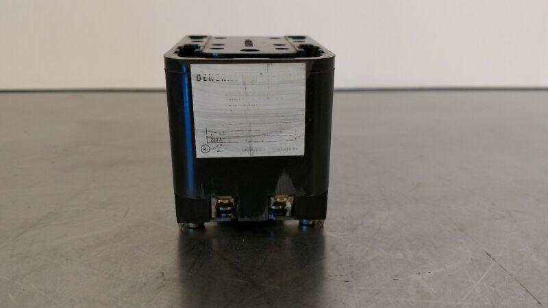 GE General Electric CR27537 Magnetic Motor Starter 4C