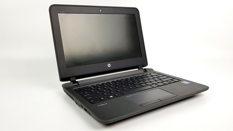 "HP ProBook 11 EE G1 11.6"" 1.5GHz 3205U 4GB 128GB SSD Windows 10 Pro Laptop"