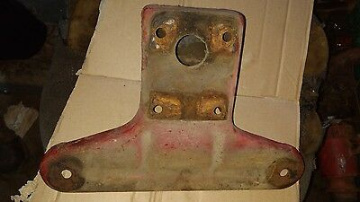 Farmall H Tractor Gas Tank Front Bracket Ihc Part