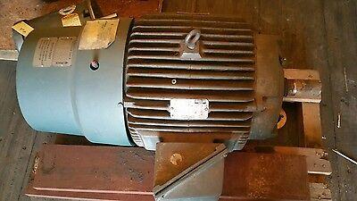Allen Bradley 50hp 1329R Inverter Electric Motor #1300MW065