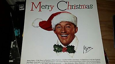 MERRY CHRISTMAS / BING CROSBY MCA-15024