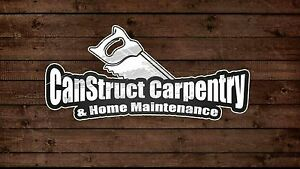 Canstruct carpentry Yarraville Maribyrnong Area Preview