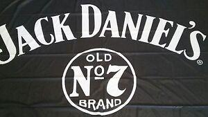JACK-DANIELS-BANDEROLA-Bandera-Bandera-Jack-daniel-039-s-Banner-Old-no-7