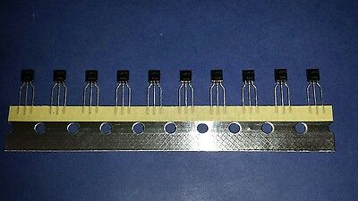 J310 N-Channel RF Amp JFET  On Tape ... Lot of 10 ......