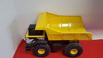 Tonka 768 loader Tonka kipper Blechspielzeug LKW