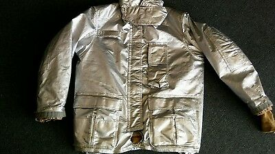 Globe Firefighter Jacket Size 44 X 32