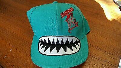 Sharknado Enough Said Adjustable Snapback Hat One Size Fits All NWOT